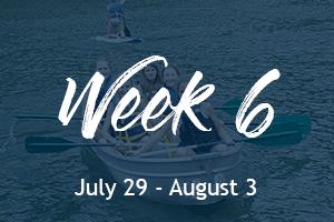 Camp Sunrise | Week 6