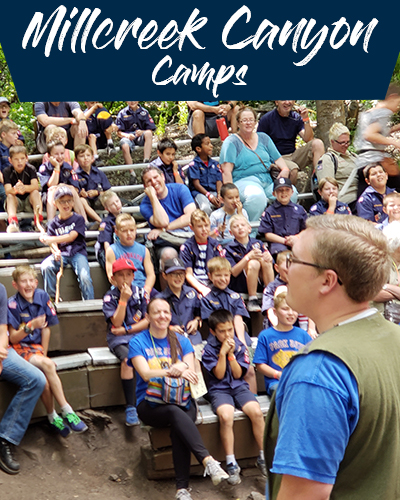 Millcreek Canyon Camps