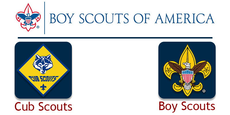 In 1930, the Boy Scouts of America went from having 1 program to 2, but decided to keep the name of Boy Scouts of America for the organization as a whole.