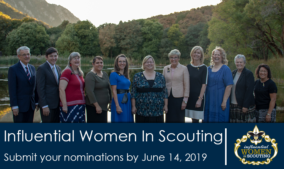 Influential Women In Scouting