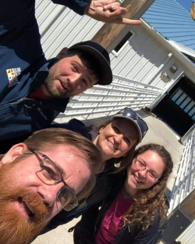 A bunch of our staff made a visit toe beautiful Bear Lake Aquatics Base today to drop off our new couches and work on some other projects.  Thanks Justin, Raquel, Dakota, & Caitlyn for your tireless work to make Scouting awesome! #boyscoutsofamerica #saltlakescouts #summercamp #summer #bearlakescouts #bearlake #lake #scoutcamp #aquatic #water #lighthouse #BLAB #sunny #warm #hot #water