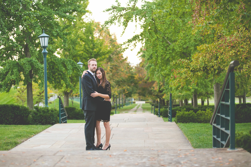 Heirloom Photo Company | Noah & Julia | Kansas City Enagagment Photography_14