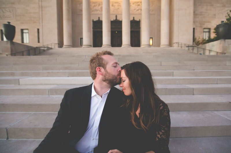 Heirloom Photo Company | Noah & Julia | Kansas City Enagagment Photography_15