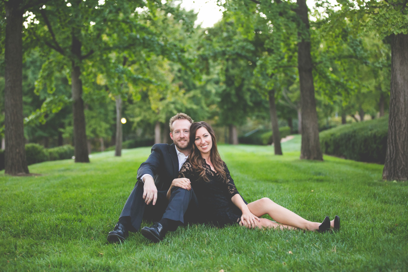Heirloom Photo Company | Noah & Julia | Kansas City Engagement Photography-15