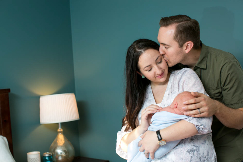 Heirloom Photo Company | Rushenberg | Kansas City Newborn Photography-17