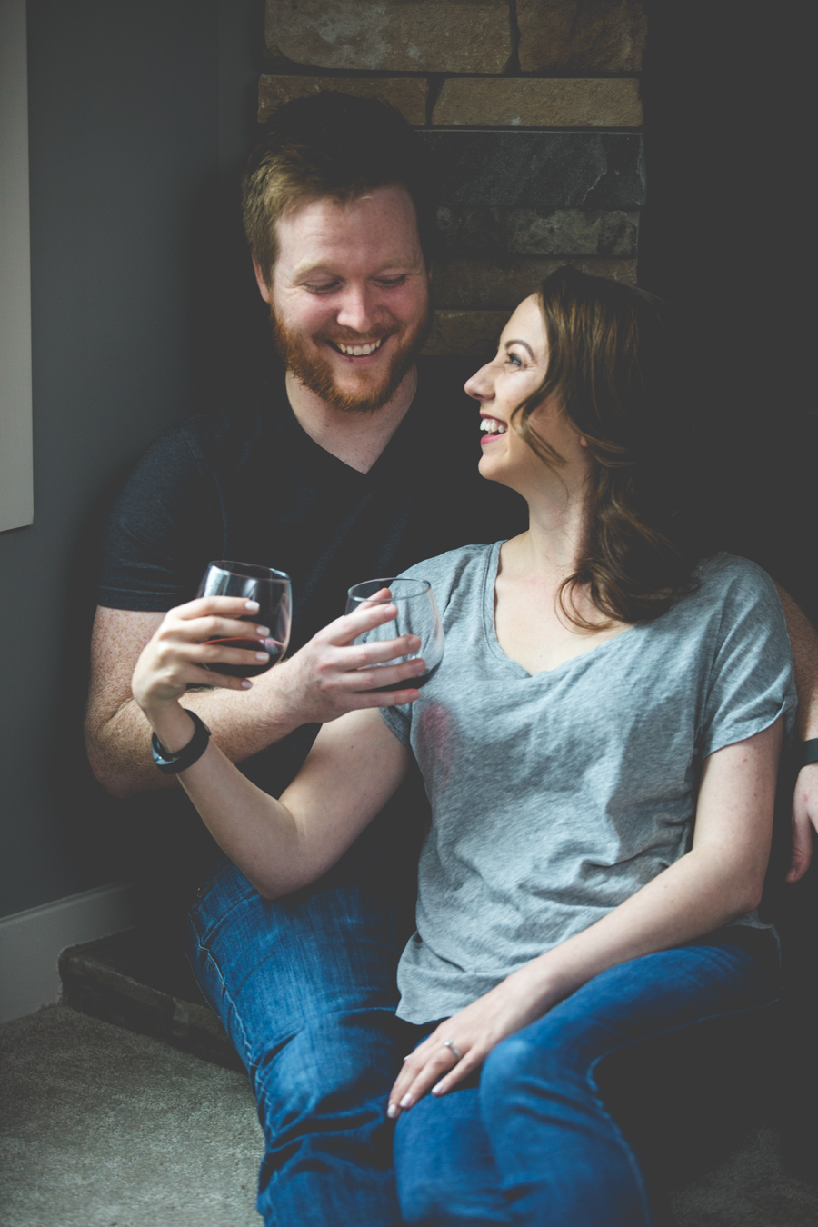 Elizabeth & Dakota |  Engagement Photography-1-16