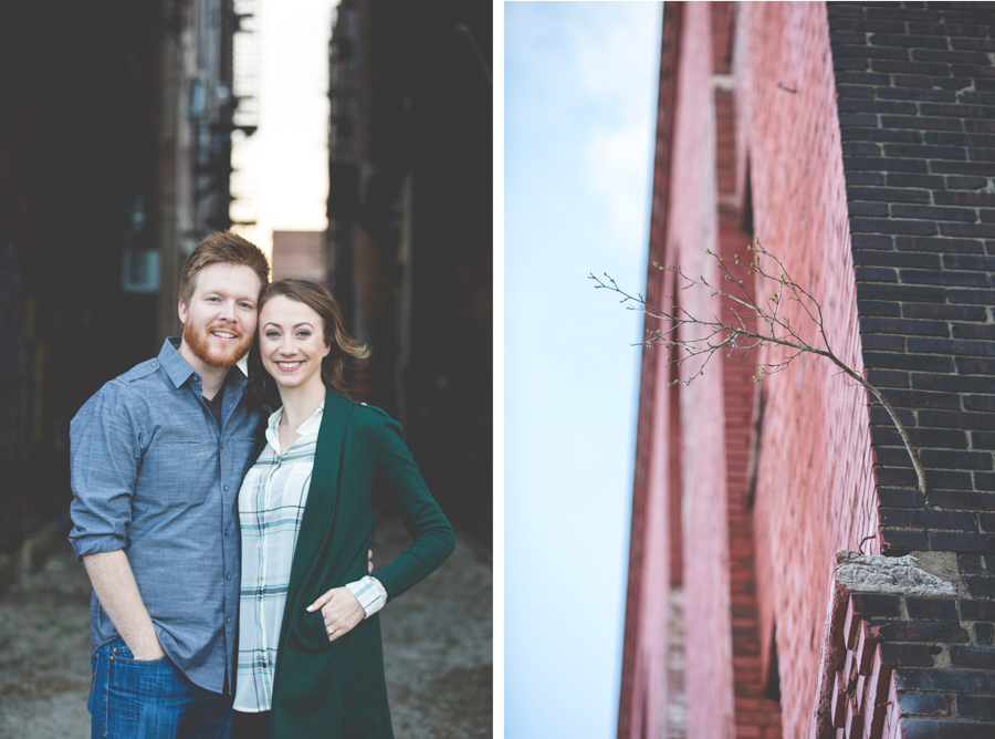 Elizabeth & Dakota |  Engagement Photography-7