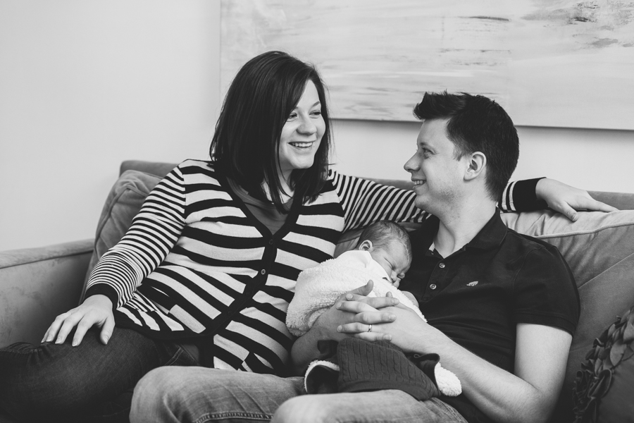 The Shaw Family | Newborn-1-41