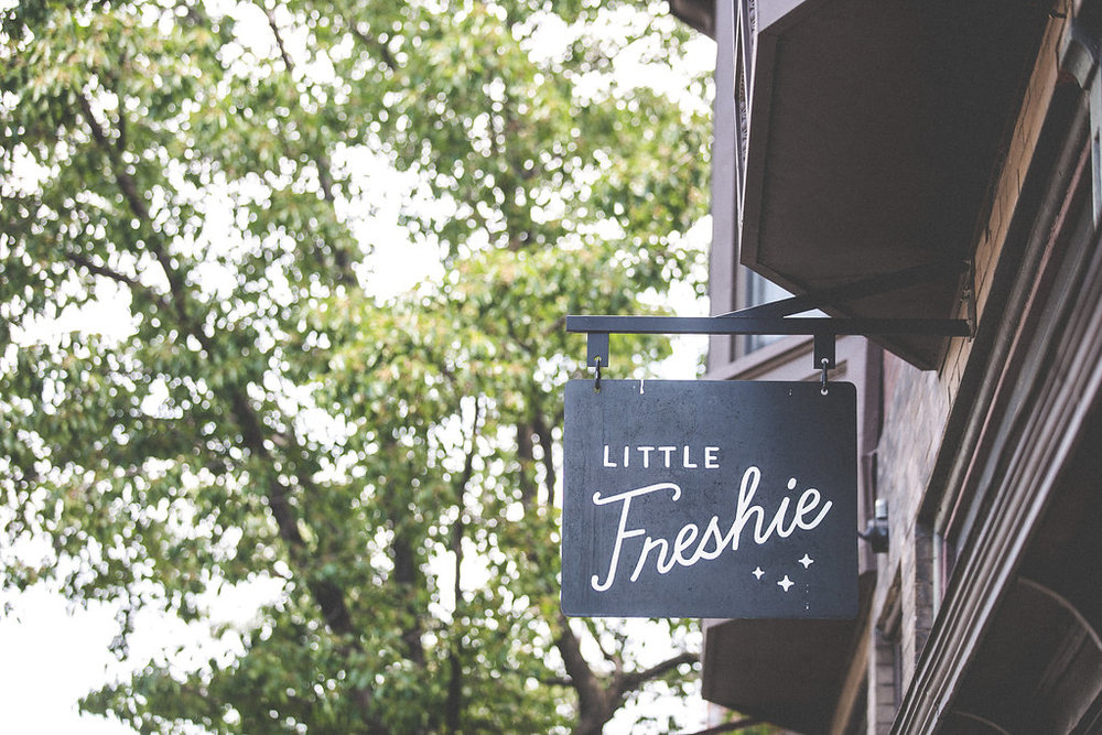 LITTLE FRESHIE - HAND CRAFTED SODA FOUNTAIN AND ESPRESSO BAR