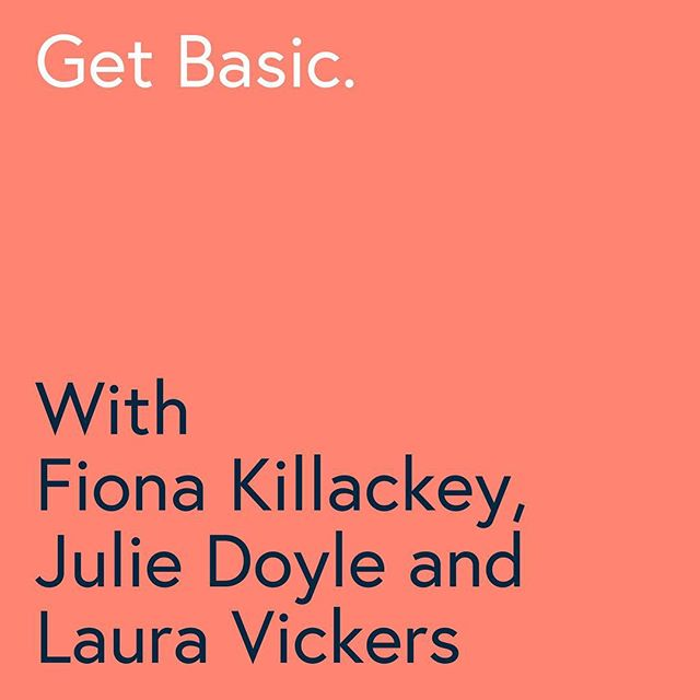 "2 weeks until our next Basic talk! Come and ask some ""dumb"" questions to help improve your financial knowledge, understand your legal obligations and wrap your head around business planning and management. Join us for a chat with: Fiona Killackey (Business coach) @mydailybusinesscoach  Julie Doyle (Bookkeeper) @jedsaccts  Laura Vickers (Lawyer) @nest_legal — June 28. Tickets via link in bio. Only 30 spots available, be quick!"