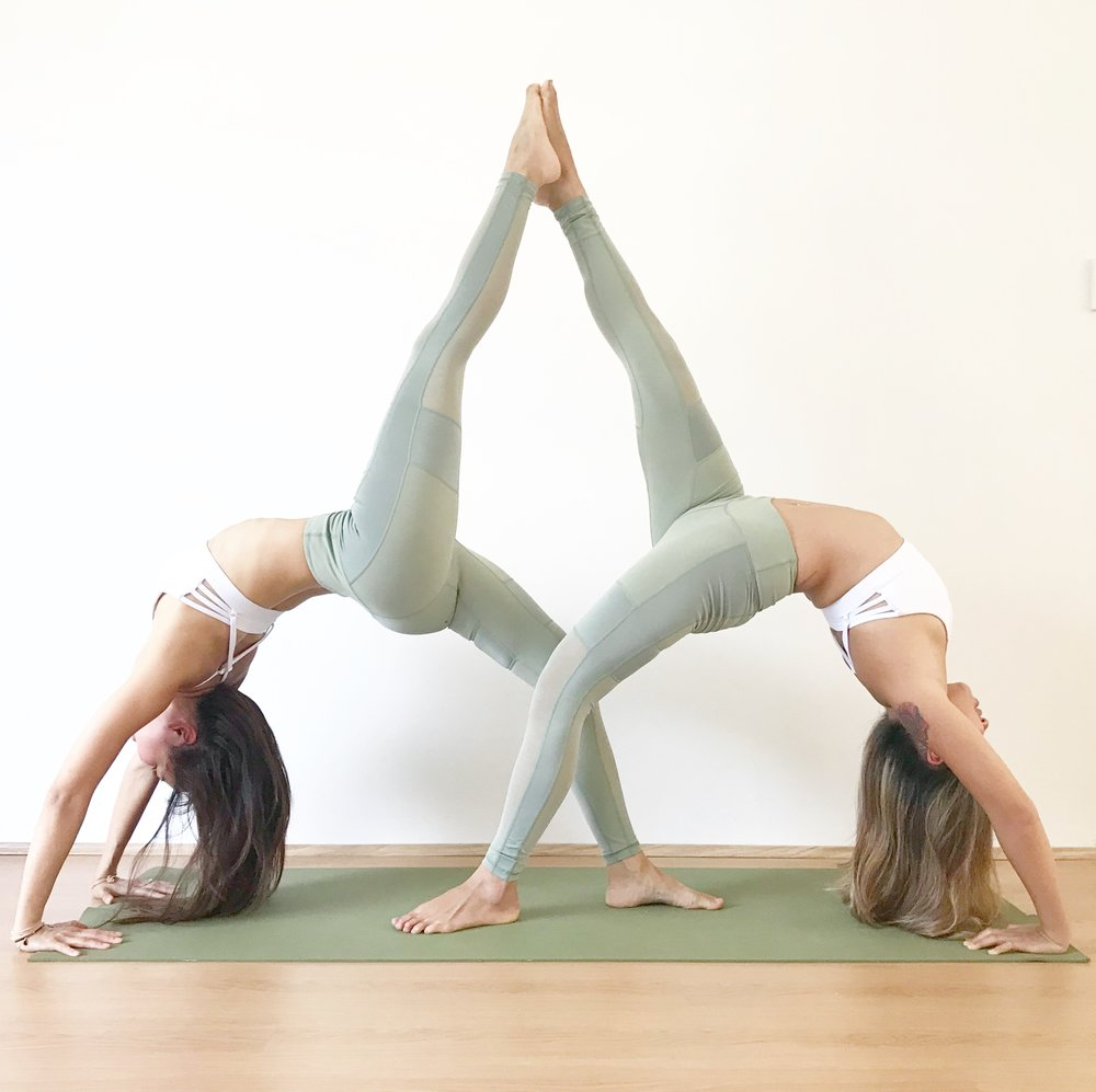 Yoga vs Pilates -