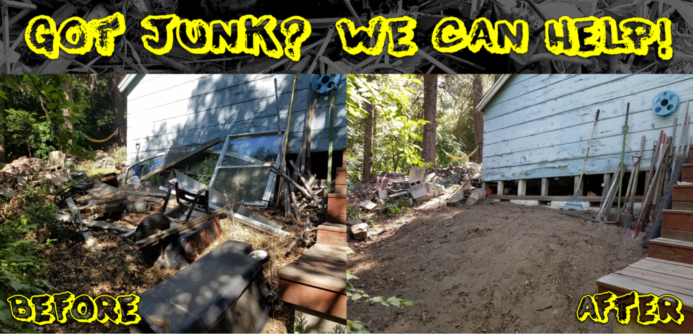Got Junk? Junk Grabberz can help!