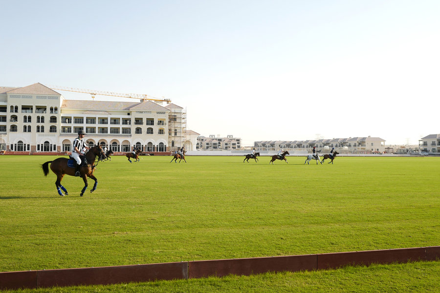 St Regis Polo Club, Dubai