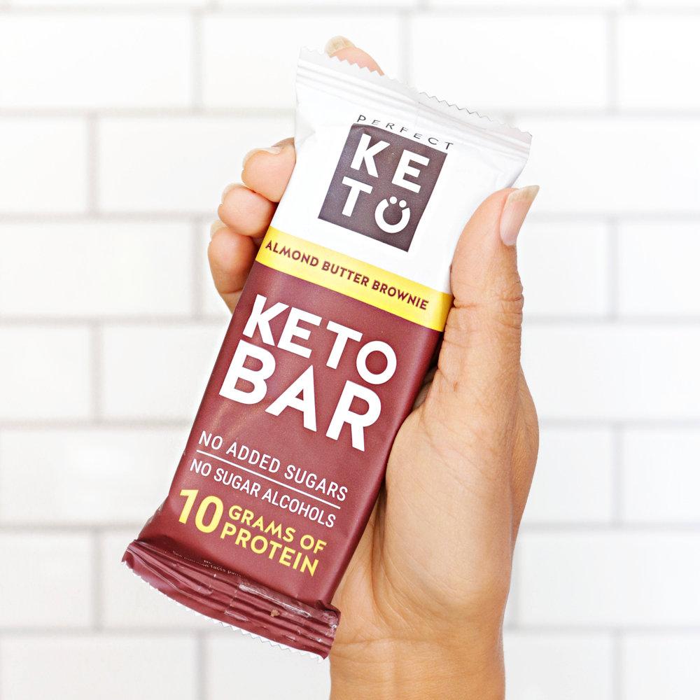 Perfect Keto Bars!