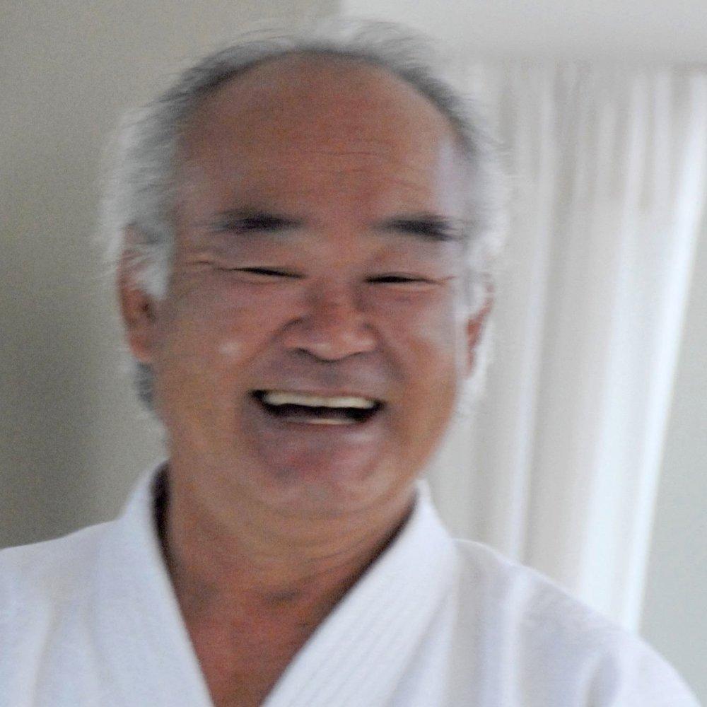 T.K. Chiba Sensei, 8th Dan  Founder of Birankai®