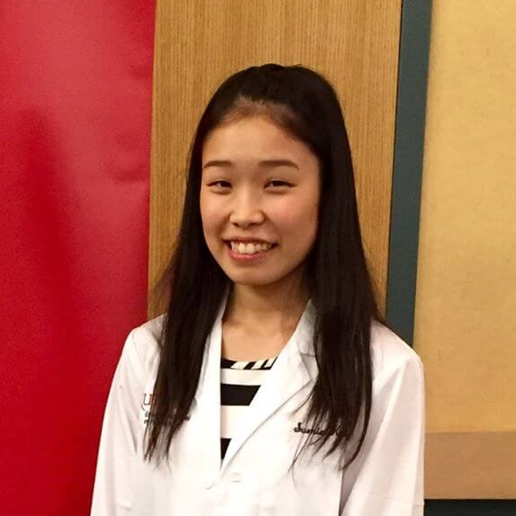 Sumie Kakehi, Pharm.D. Candidate 2020, serves as the Vice President of Rutgers Academy of Managed Care Pharmacy, and was an intern in the AMCP Foundation/Pfizer Managed Care Internship program in 2018 She is also a sister of Lambda Kappa Sigma, a professional pharmacy sorority.