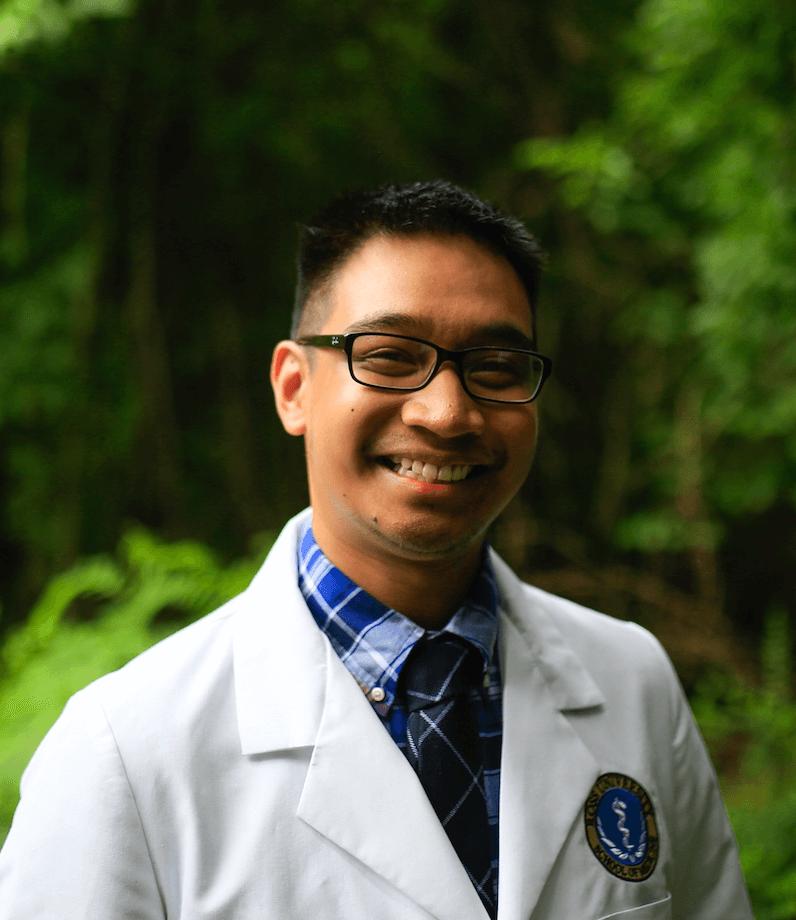 Anthony Silvestre, MS-2, Ross University School of Medicine