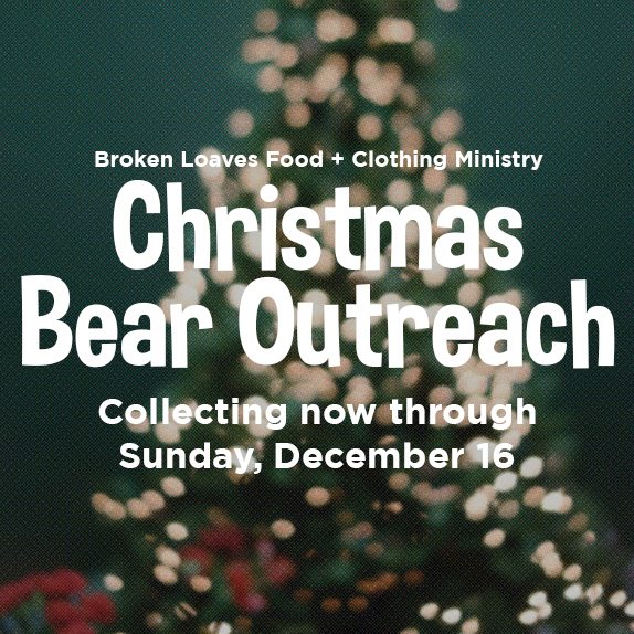 Through Dec 16th - Collecting Gifts for Children
