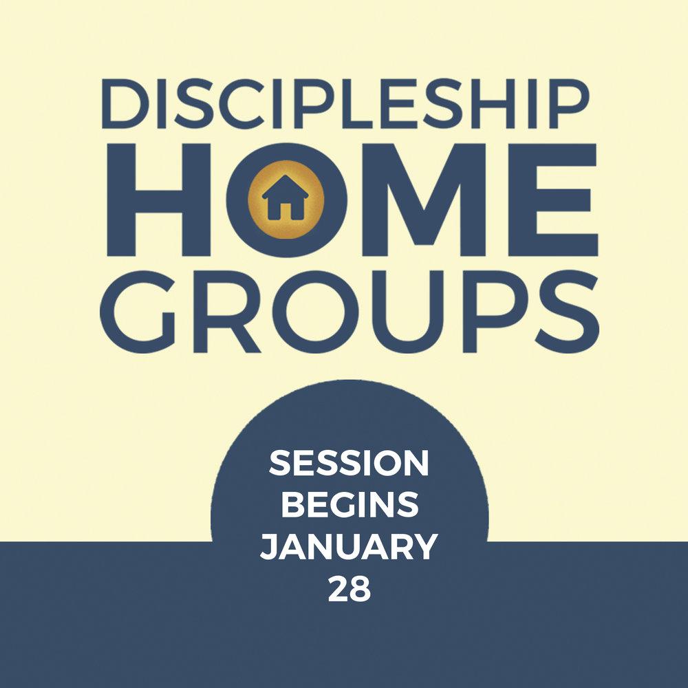 Begins week of Jan 28th - Book of Romans, Chapters 6-10