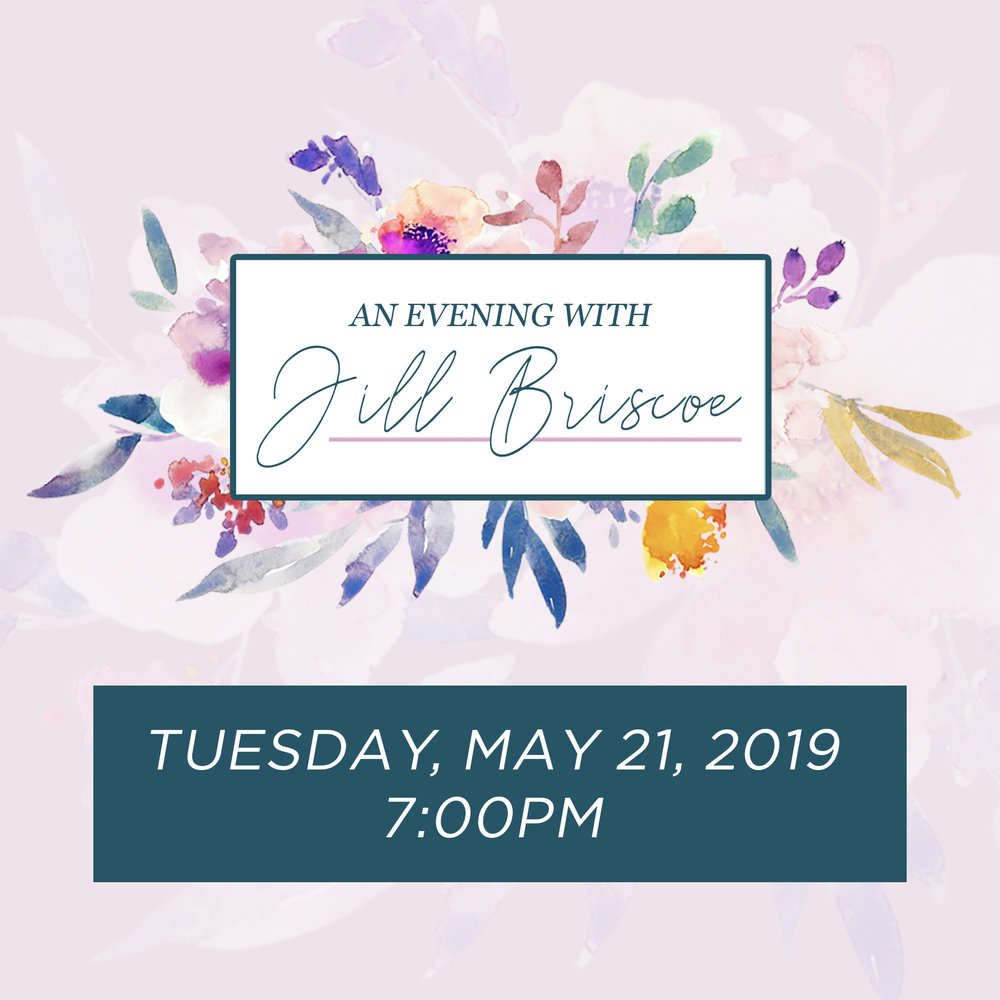 Tues, May 21st at 7:00pm - Women's Event