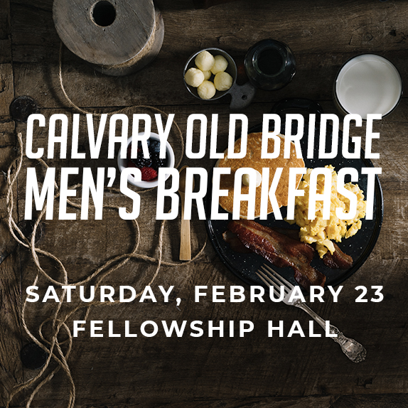 Sat, Feb 23rd, 8:00am - 11:30am - Fellowship Hall