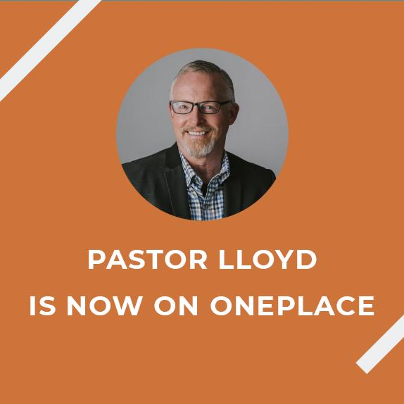 Bridging the Gap with Pastor Lloyd - Streaming App