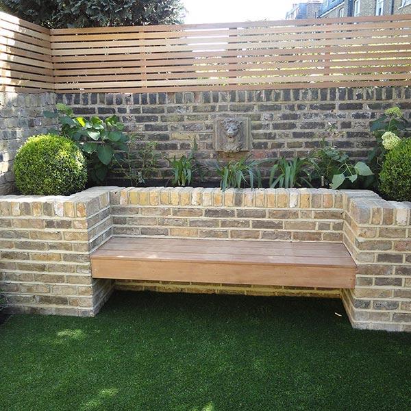 Brickwork & Rendering - Construction of contemporary or traditional brickwork.