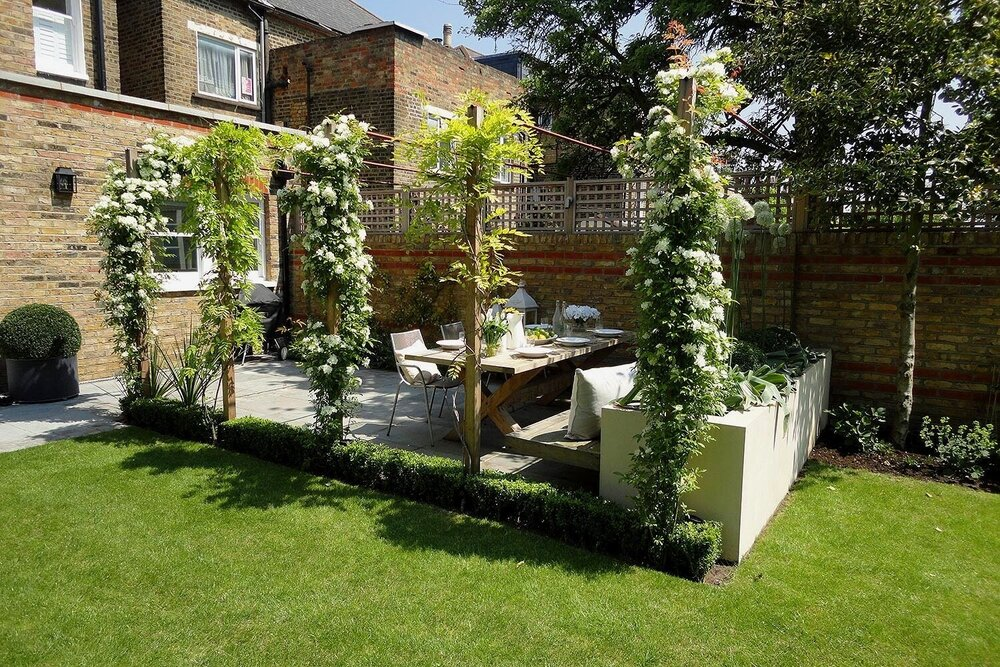 Garden Design & Landscaping   Turning visions of outdoor living into reality    View Our Work