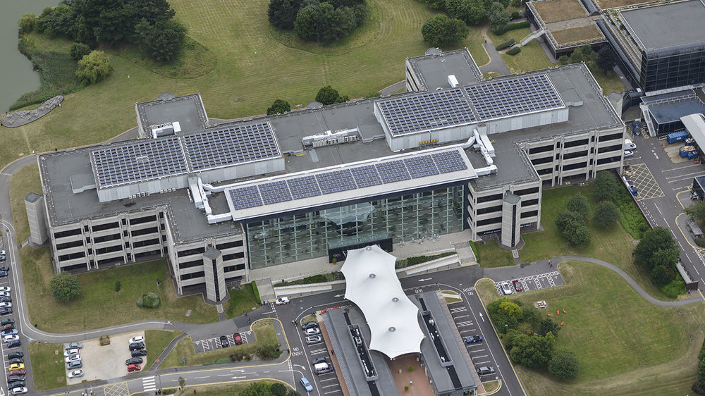 Office Building - Portsmouth - 250KW