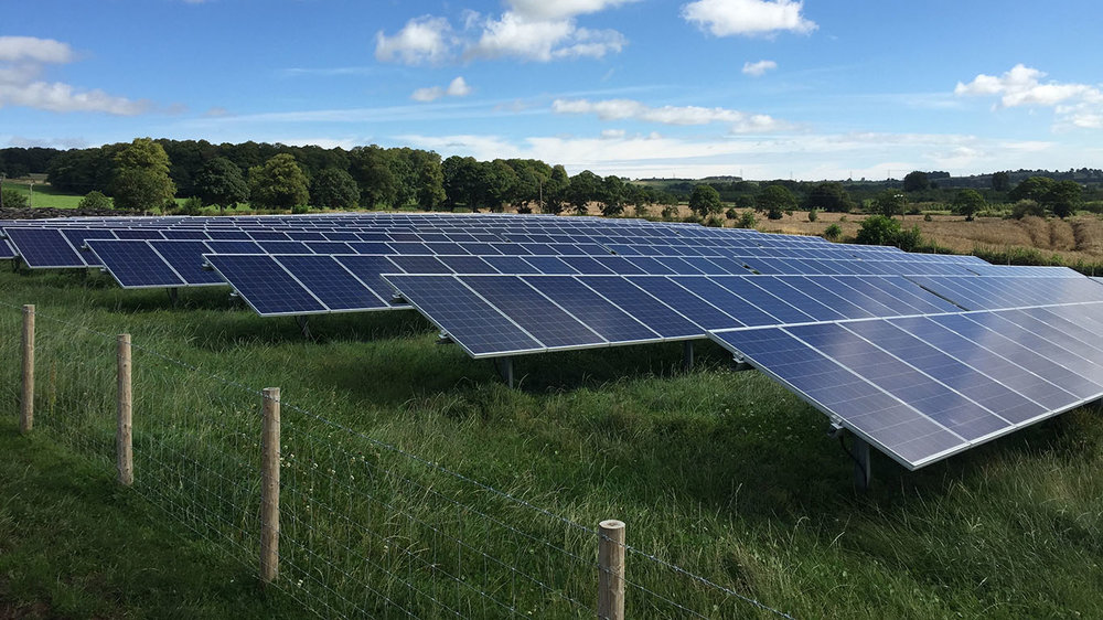 Farm -                      North East   - 250KW