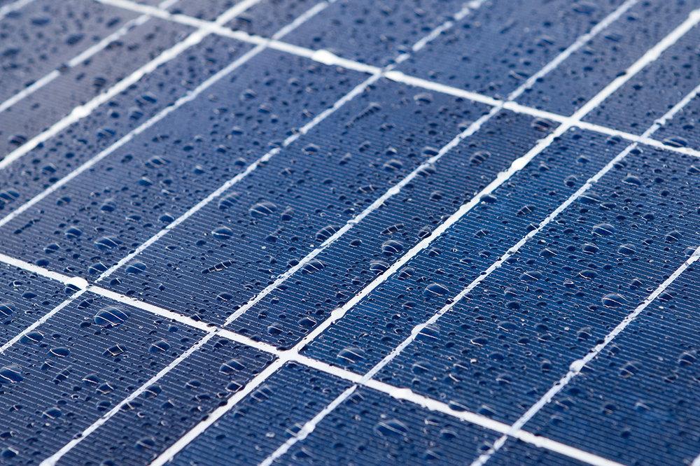 Panels & rain drops.jpg