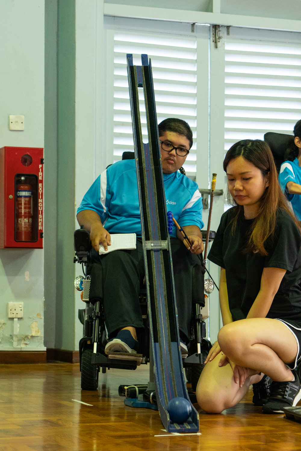 MDAS-Muscular-dystrophy-association-singapore-boccia