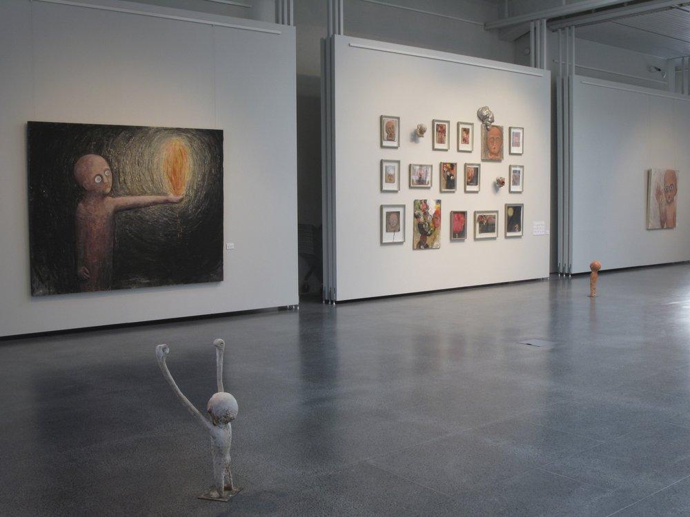 Alter Egoes,Lapua Art Museum2008 -