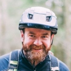 Graeme McLean Developing Mountain Biking in Scotland
