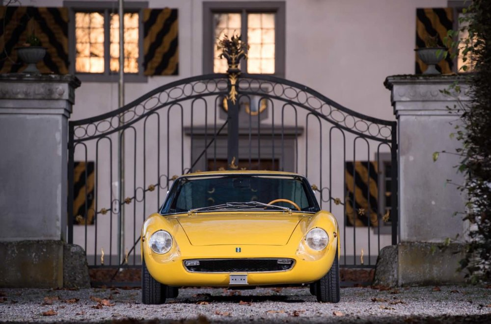 1968 YELLOW DE TOMASO VALLELUNGA images courtesy of Bonhams 2.jpg