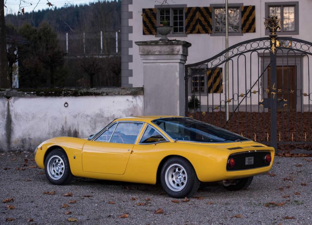 1968 YELLOW DE TOMASO VALLELUNGA images courtesy of Bonhams 3.jpg