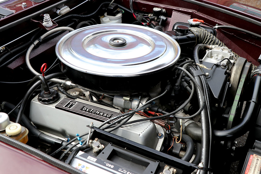 1982 series 2 burgundy deauville engine 1 web.jpg