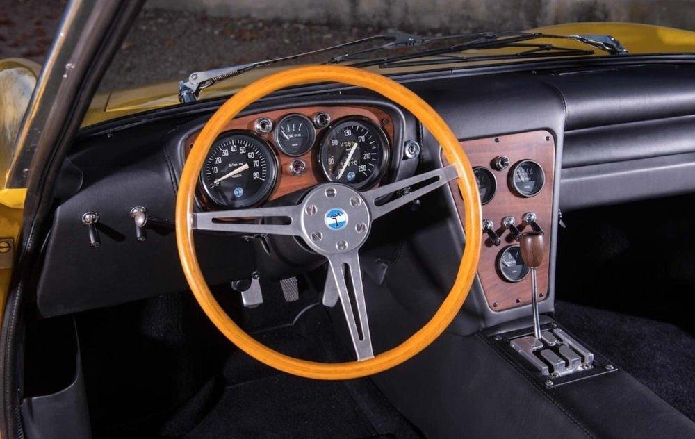 1968 YELLOW DE TOMASO VALLELUNGA images courtesy of Bonhams 11.jpg