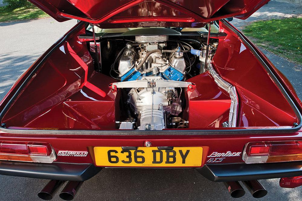 De Tomaso Pantera GT5 Engine Bay.jpg