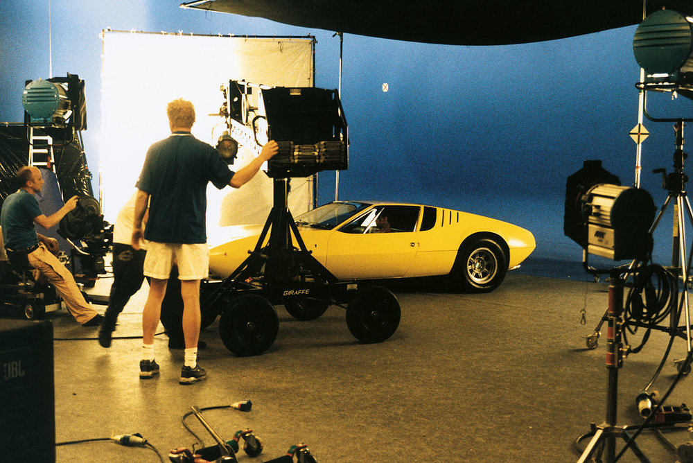 Mangusta used in Kylie Minogue video.