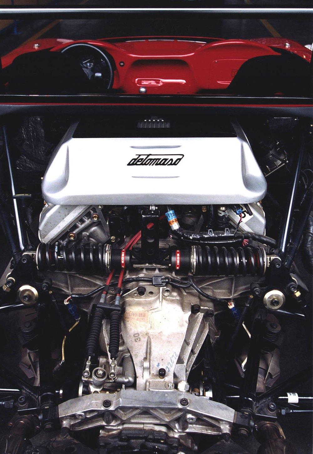 De Tomaso Guara Barchetta Engine web.jpg