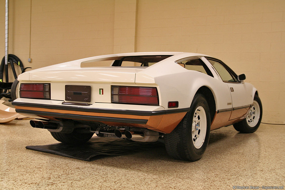 1973 De Tomaso Montella.  Image courtesy of www.supercars.net.