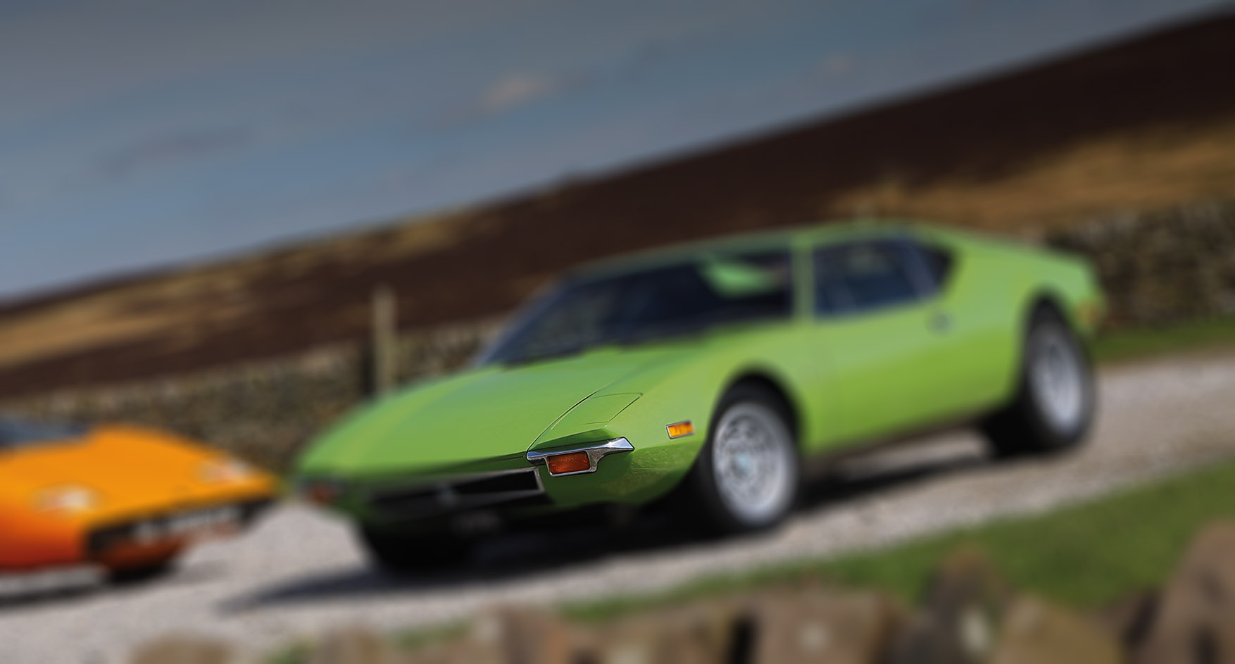 Pantera For Sale >> 1972 De Tomaso Pantera For Sale De Tomaso Uk Drivers Club