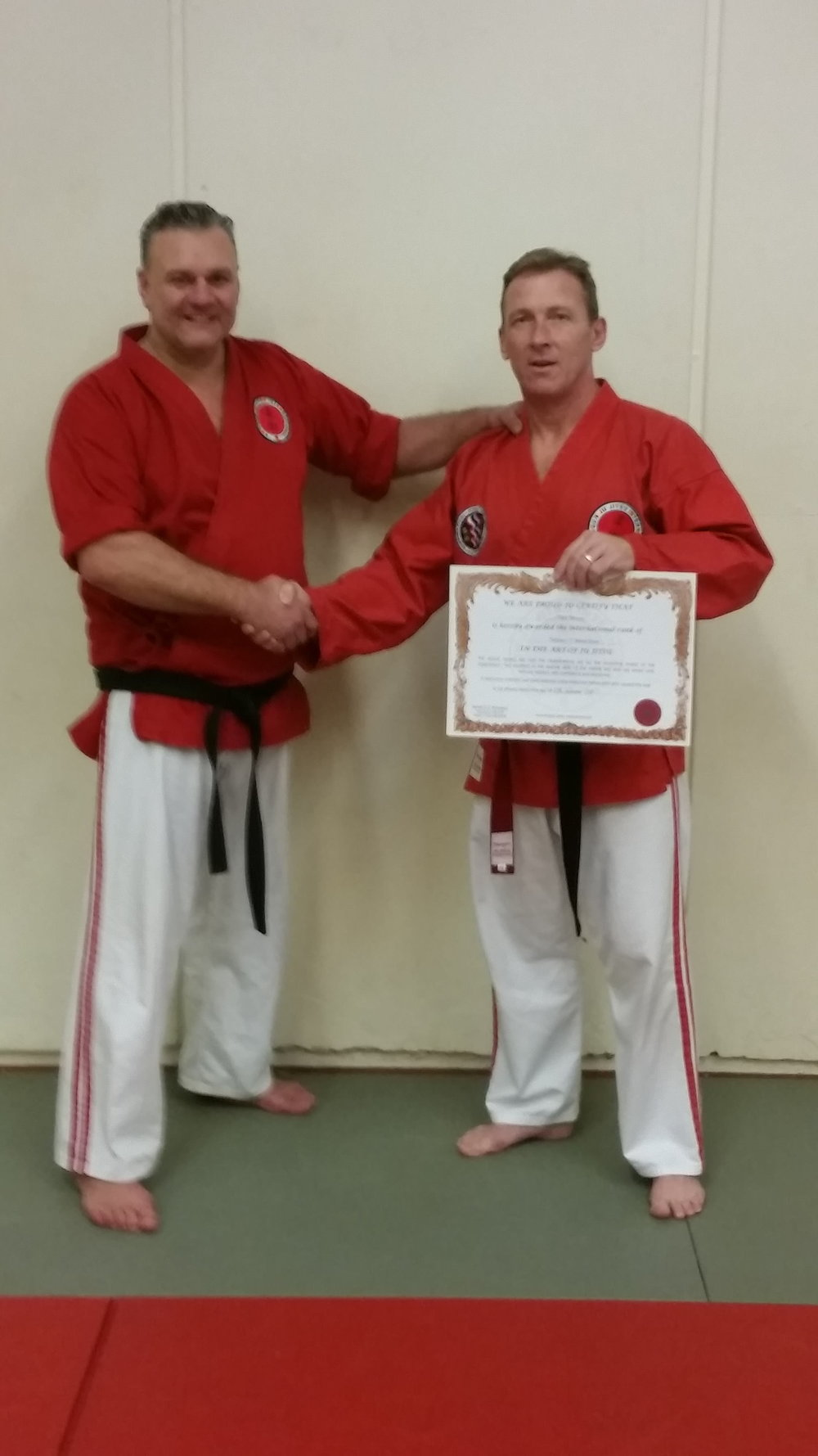Shogun Ju-Jitsu International.