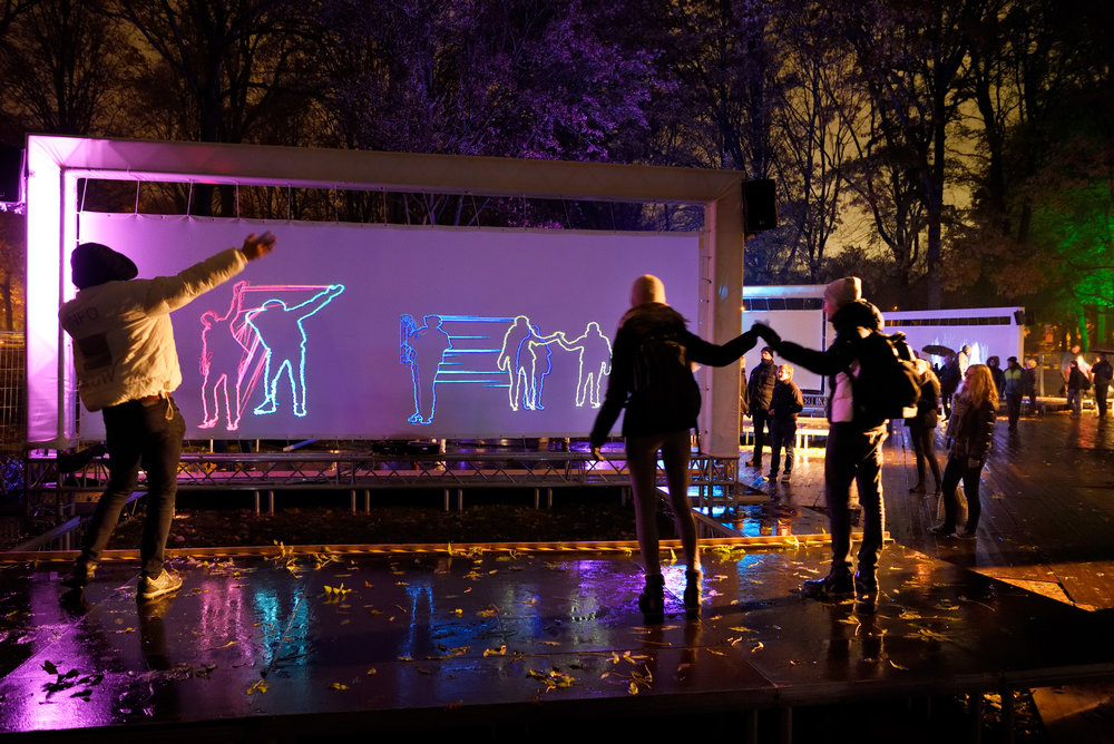 Intermedia at Glow 2016