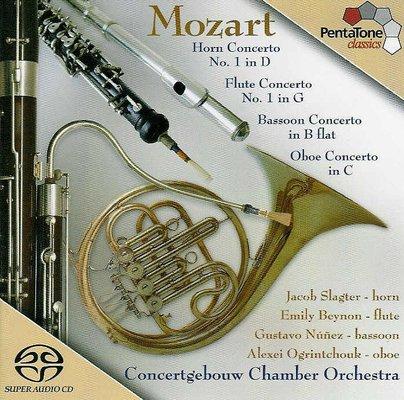 Mozart Concertos