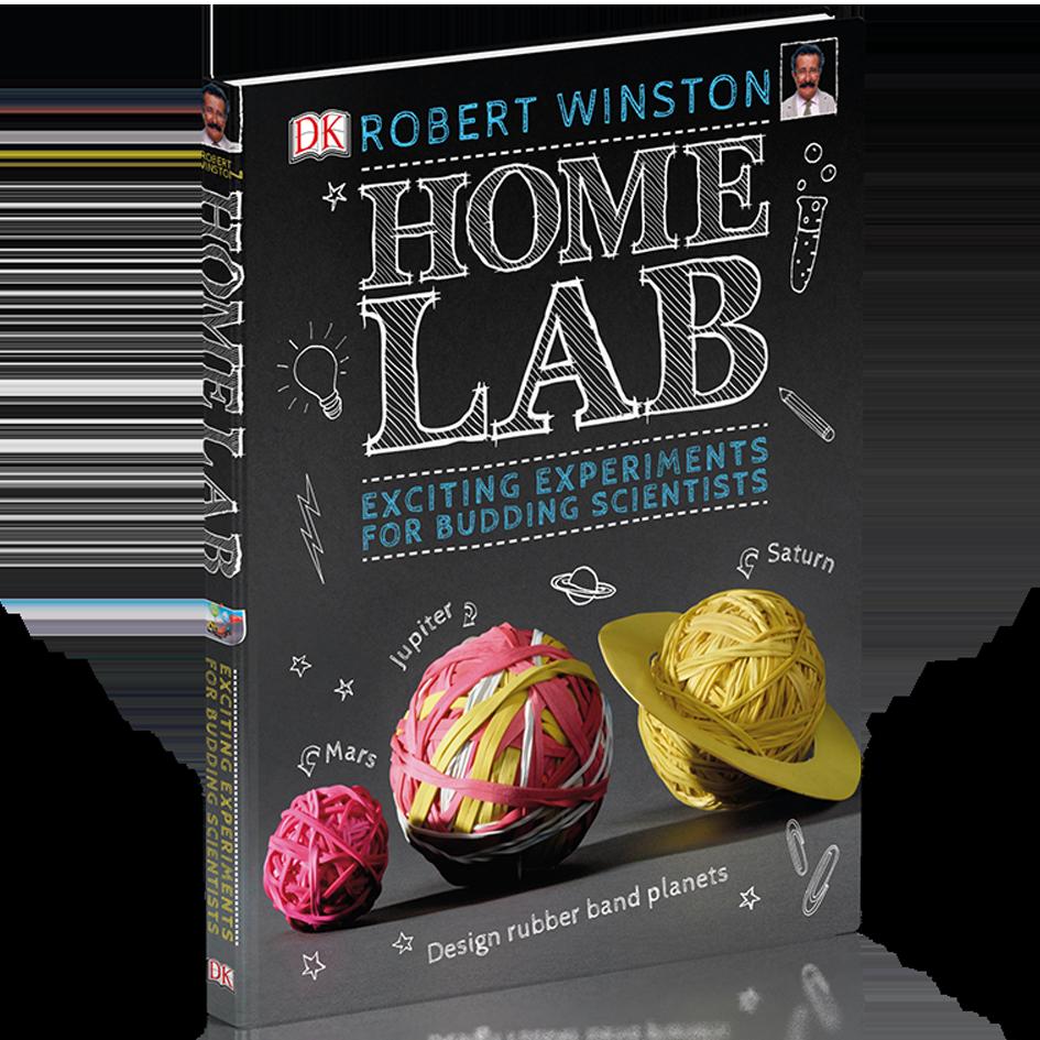 Homelab cover design