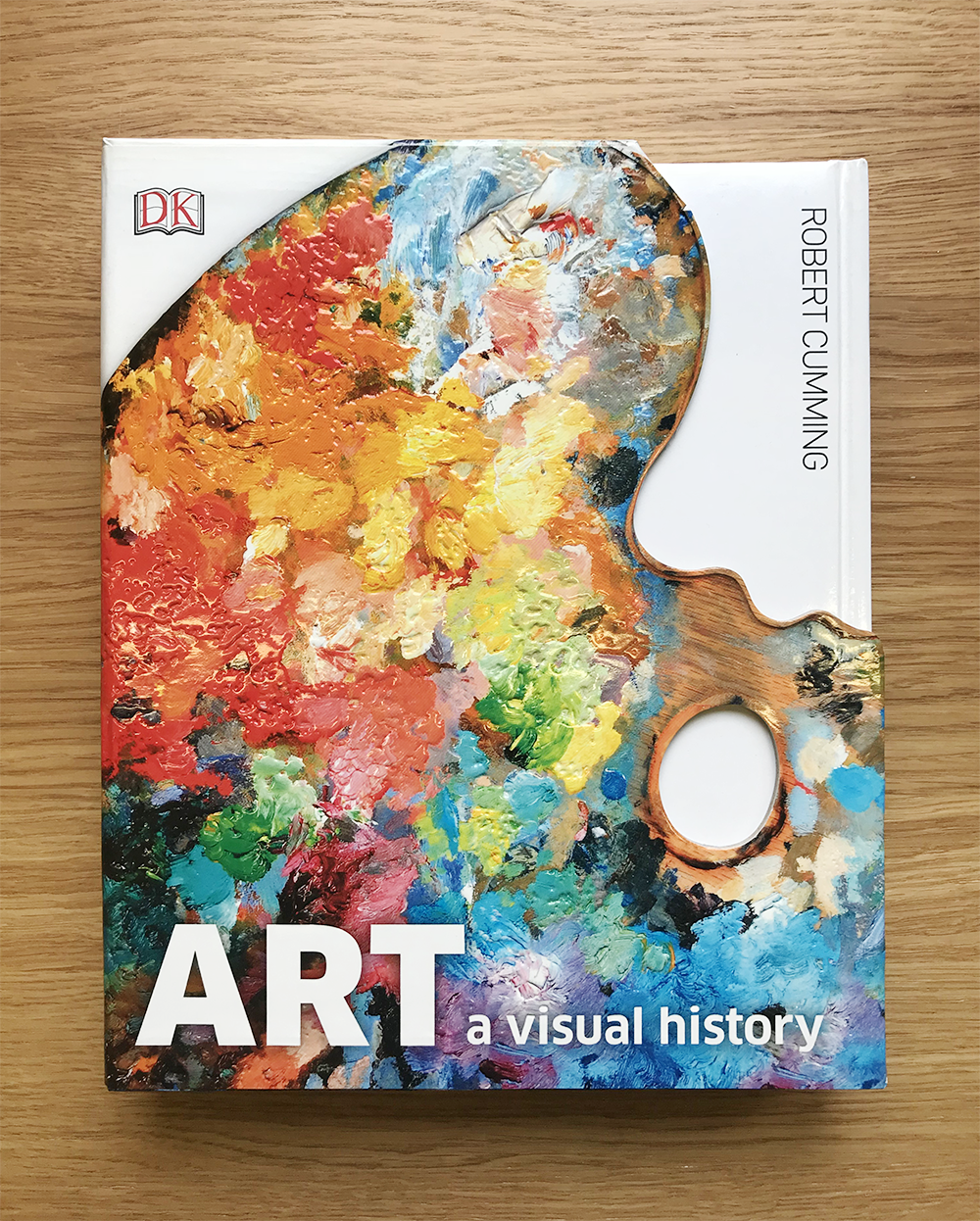 Art: A Visual History by DK