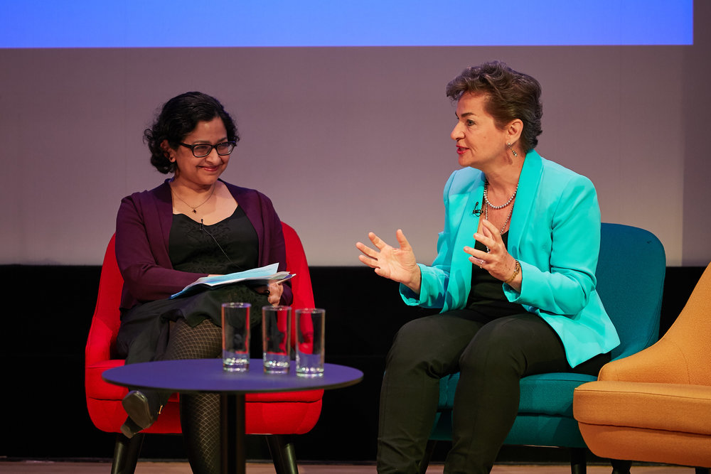 Swaha Pattanaik and Christiana Figueres at Under Her Eye 2018 © photo credit Angela Dennis, courtesy of Invisible Dust.jpg