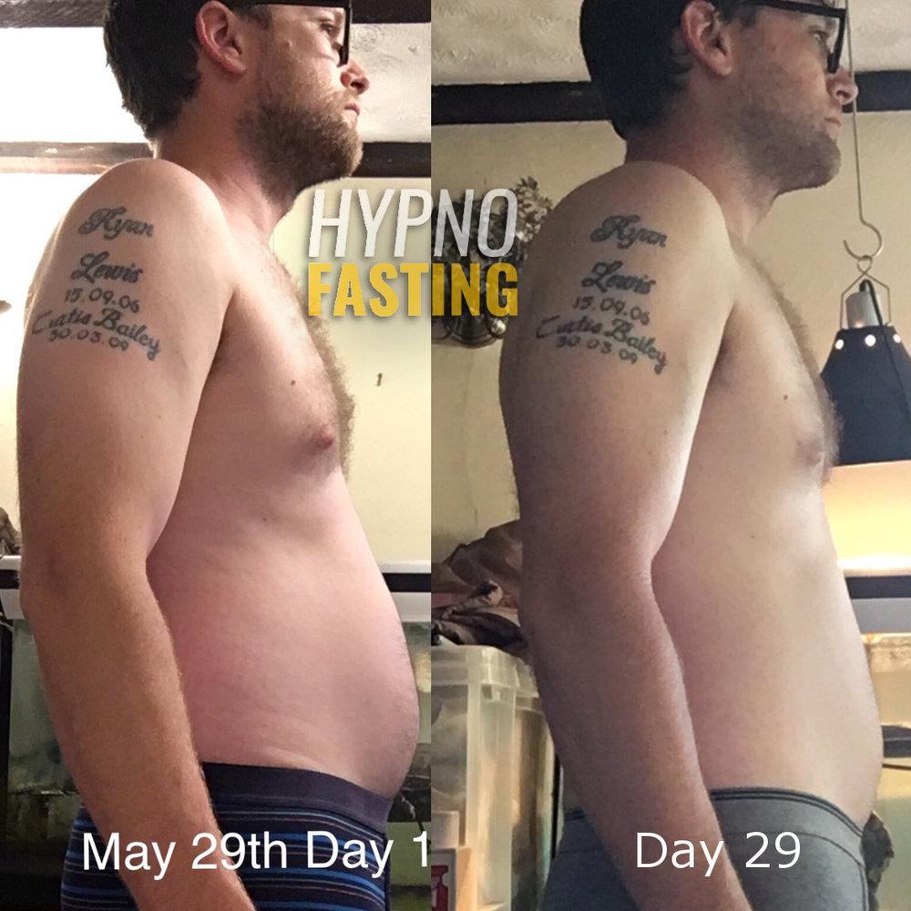 Paddy Jordan 1 month transformation.JPG